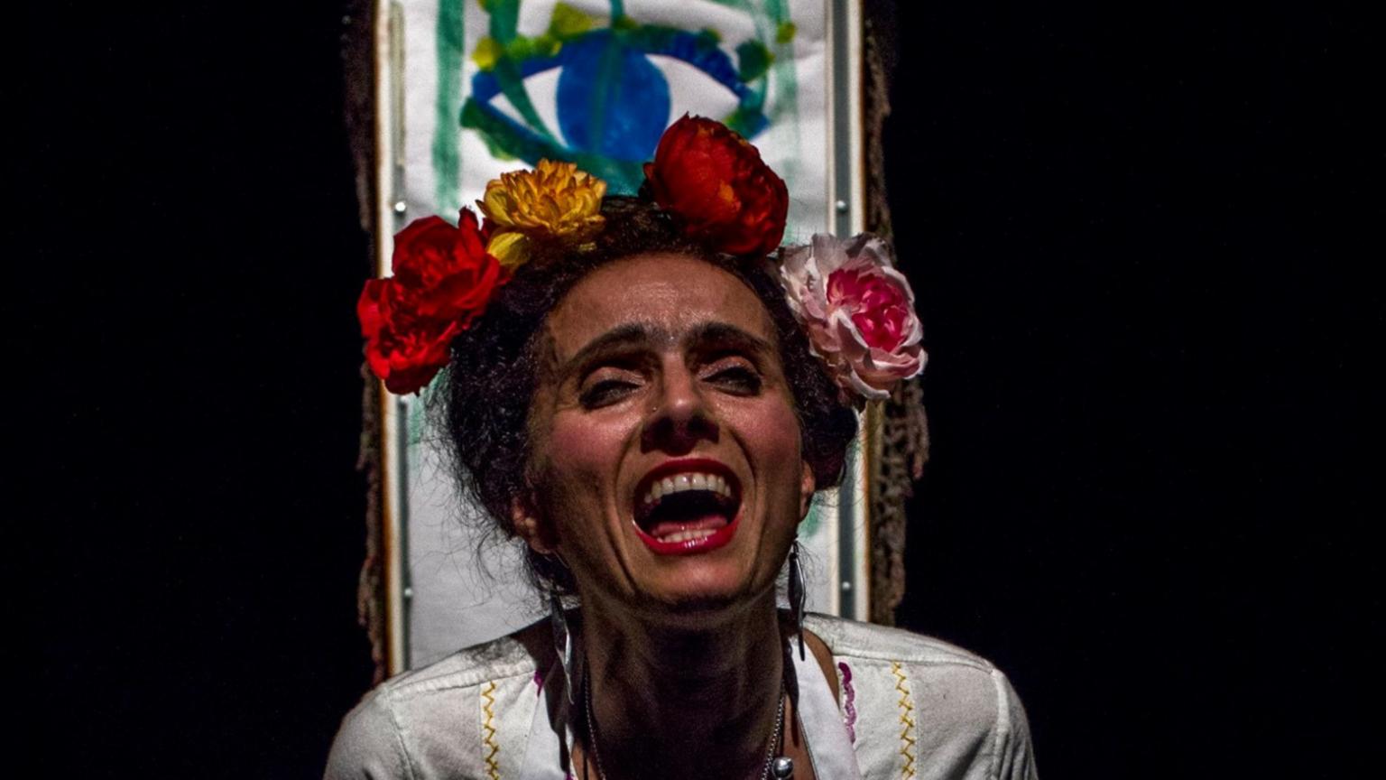 Cara Frida, - Foto di Eleonora Zampierolo