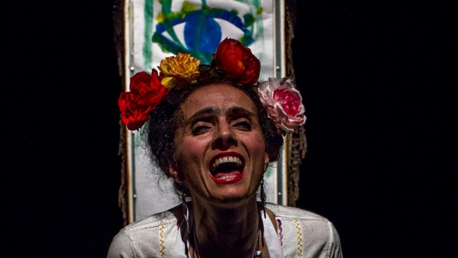 Cara Frida, foto di Eleonora Zampierolo