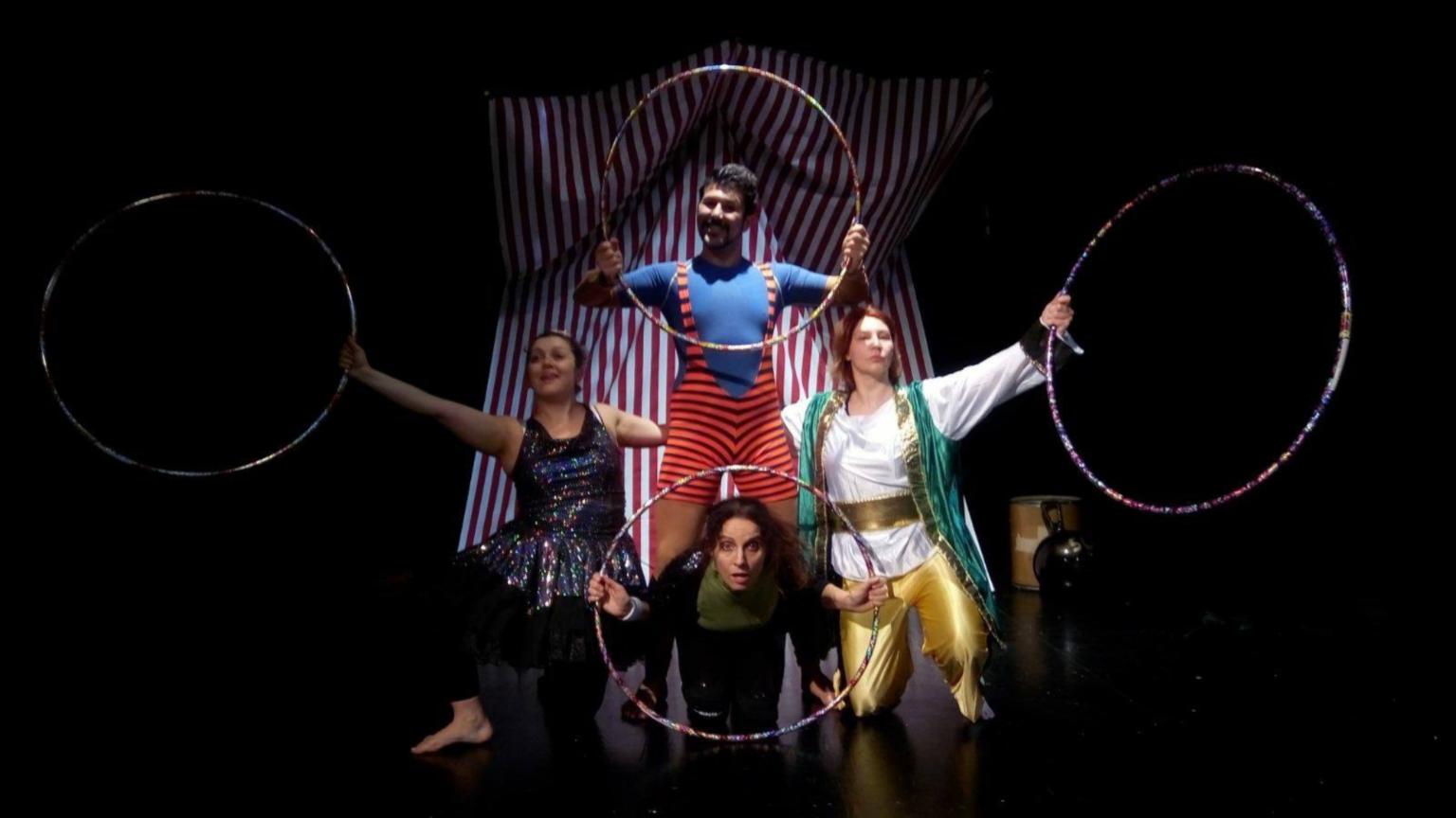 Badelèn - Il circo dei sogni